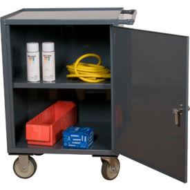 "23""W Mobile Bench Cabinet - 1 Shelf"
