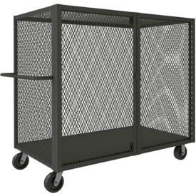 Durham Mfg® Clearview Mesh Security Truck HTL-3048-DD-95 48-1/2 x 32-1/16""