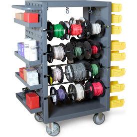 Bulk Rack Reel Rack Amp Dispensers Durham Wire Spool