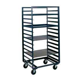 Durham Mfg® Mobile Steel Pan & Tray Rack PAT-36-6-9-95 33x36 9 Tray Capacity