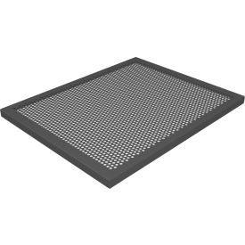 Perforated Tray TRM-3630-95 for Durham Mfg® Pan & Tray Racks - 36x30
