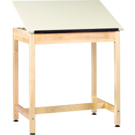 """Drafting Table 36""""L x 24""""W x 36""""H - 1 Piece Top"""