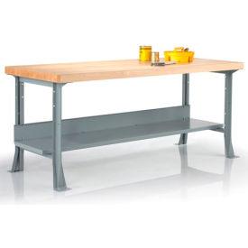 Open Leg Work Bench Fixed Height Quot X Quot Steel - Metal butcher table