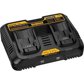 DeWALT® DCB102 12V-20V MAX Jobsite Charging Station
