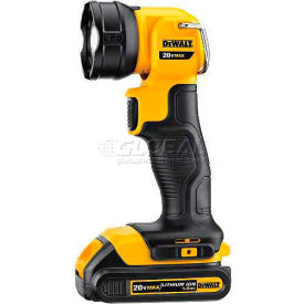 DeWALT® Lithium Ion LED Work Light, DCL040, LED bulb, 20VMAX* (Bare Tool)