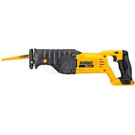 "DeWALT® Reciprocating Saw, DCS380B, 20VMAX*, 0-3000 SPM, 1-1/8""L Stroke, Tool Only"