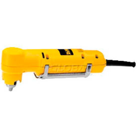 """DeWALT 3/8"""" VSR Right Angle Drill, DW160V, 4 Amps, 200W, 0-1200 RPM, Double Gear Reduction"""