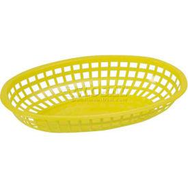 Winco POB-Y Oval Fast Food Baskets