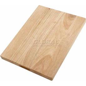 Winco WCB-1218 Wooden Cutting Board - Pkg Qty 2