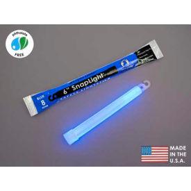 "Datrex 6"" SnapLight Light Sticks, Blue 1/Case - ER0051M-BL - Pkg Qty 10"