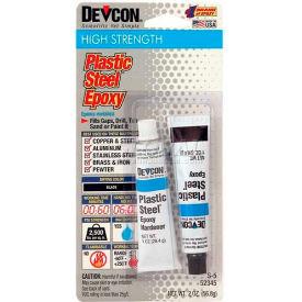 Devcon® Plastic Steel® Epoxy (S-5), 52345, 2-1 Oz. Tubes