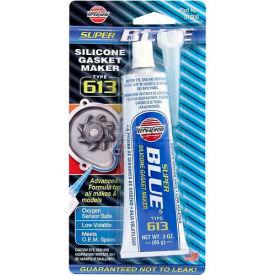 VersaChem® Super Blue® Silicone, Low Volatile, 61309, 3 Oz. Tube