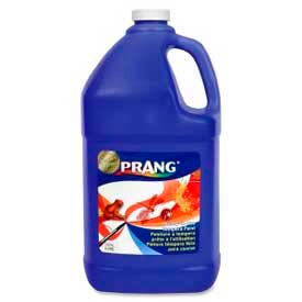Dixon® Prang Tempera Paint, Ready-to-Use, Nontoxic, 1 Gallon, Blue