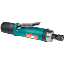 Dynabrade 52278 .7HP Straight-Line Die Grinder, 20,000 RPM, Gearless, Ext. Rear...