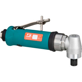 Dynabrade 54359 .7HP Right Angle Die Grinder, 18,000 RPM, Geared, Rear Exhaust,...