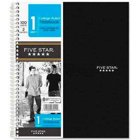 """Mead® Five Star 1-Subject Trend Notebook, 8-1/2"""" x 11"""", College Ruled, 100 Sheets/Pad"""