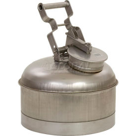 Eagle Disposal Can - Stainless Steel - 2.5 Gallons, 1323