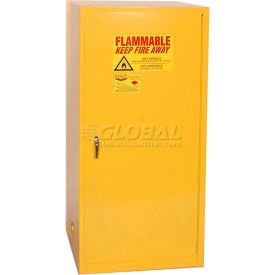 Eagle Flammable Liquid Safety Cabinet with Self Close - 60 Gallon