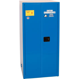 Eagle Acid & Corrosive Cabinet with Manual Close - 60 Gallon