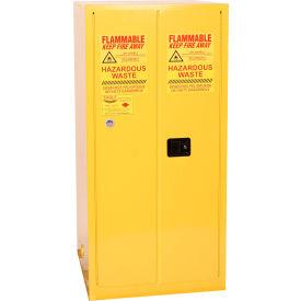 Eagle Hazmat Cabinet with Self Close - 55 Gallon