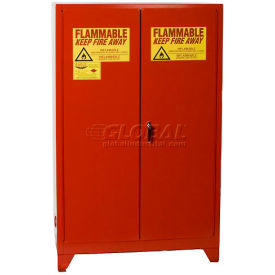 Eagle Paint/Ink Tower™ Safety Cabinet With Manual Close   60 Gallon