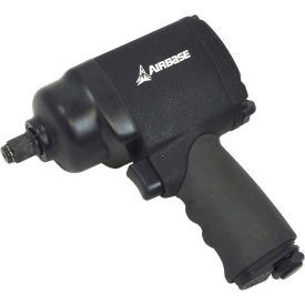 "EMAX EATIWH5S1P,Heavy Duty Prem. Twin Hammer Impact Wrench,1/2"" Drive,560 ft. lbs,7.1 CFM,1/4"" Inlet"