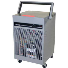 EBAC Portable Compact Dehumidifier CD35, 170 CFM, 17 Pints