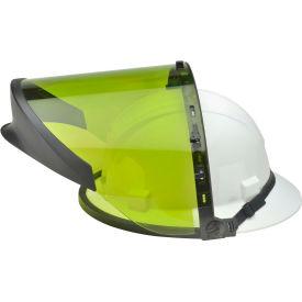 Elvex VOLT Arc Protection Kit W/6Pt. Ratchet Full Brim Hardhat, WELCUARC7 by