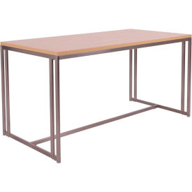Boutique Large Nesting Table - Satin Nickel