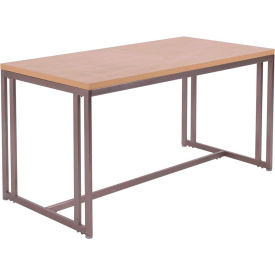 Boutique Small Nesting Table - Satin Nickel