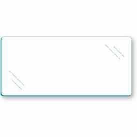 "Tempered Glass Shelves - 48""W x 14""D - Pkg Qty 5"