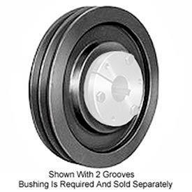 Browning Cast Iron, 8 Groove, QD B, C, D Sheave, 8B250F