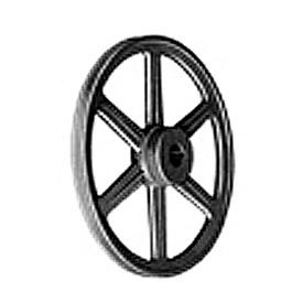 Browning BK105X1, 1 Groove, Cast Iron, Finished Bore FHP Sheave