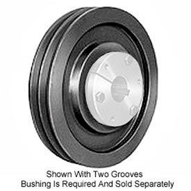 Browning Cast Iron, 2 Groove, QD 358 Sheave, 23V280JA