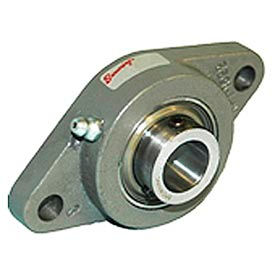 """Mounted Ball Bearing, Flange, 2 Bolt, 5/8"""" Bore Browning VF2S-110 by"""
