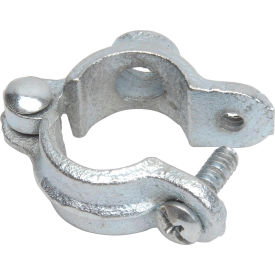 Hinge Split Ring Bt Galvanized 3/8""