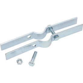 Riser Clamp Galvanized 3-1/2""