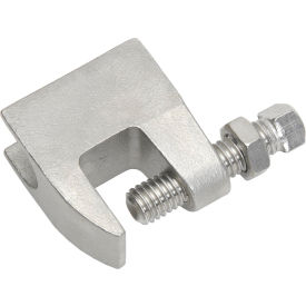 Jr Top Beam Clamp S/S 1/2""