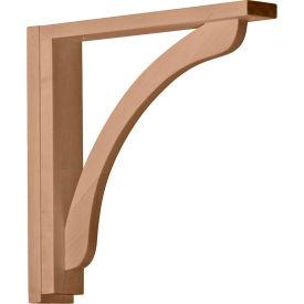 """Ekena Extra Large Shelf Bracket BKT02X14X14RE, 2-1/2""""W x 14-3/4""""D x 14-1/4""""H"""