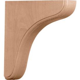 "Ekena Eaton Wood Bracket BKTW02X08X08EAMA, 1-3/4""W x 7-1/2""D x 7-1/2""H"
