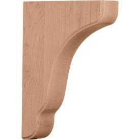 """Ekena Plymouth Wood Bracket BKTW02X09X11PLMA, 1-3/4""""W x 8-1/2""""D x 11""""H"""