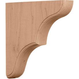 """Ekena Stratford Wood Bracket BKTW02X10X10STRO, 1-3/4""""W x 10""""D x 10""""H"""