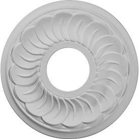 "Ekena Blackthorne Ceiling Medallion CM11BL, 11-3/4""OD x 3-5/8""ID x 1""D"