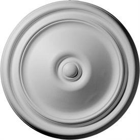 "Ekena Reece Ceiling Medallion CM12RE, 12""OD x 1-3/4""D"