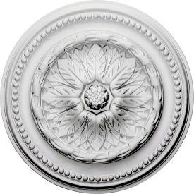 "Ekena Chester Ceiling Medallion CM15CH, 15-3/4""OD x 2""ID x 1-7/8""D"