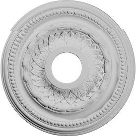 """Ekena Galway Ceiling Medallion CM15GA, 15-3/4""""OD x 4-1/8""""ID x 1""""D"""