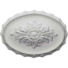 """Ekena Oxford Ceiling Medallion CM16OX, 16-7/8""""W x 11-3/4""""H x 1-1/2""""D"""