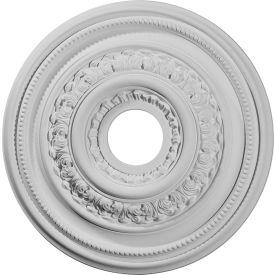 "Ekena Orleans Ceiling Medallion CM17OL, 17-5/8""OD X 3-5/8""ID X 1-7/8""D"