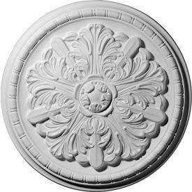 "Ekena Washington Ceiling Medallion CM17WA, 17-1/8""OD x 1-1/2""D"