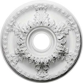 """Ekena Granada Ceiling Medallion CM18GA, 18""""OD x 3-1/2""""ID x 1-3/4""""D"""